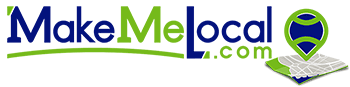 MakeMeLocal.com Affordable and Responsive Web Site Creator Logo