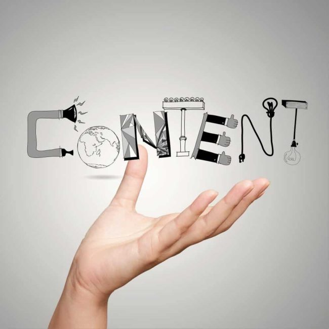 Top Ten content ideas for your social media page